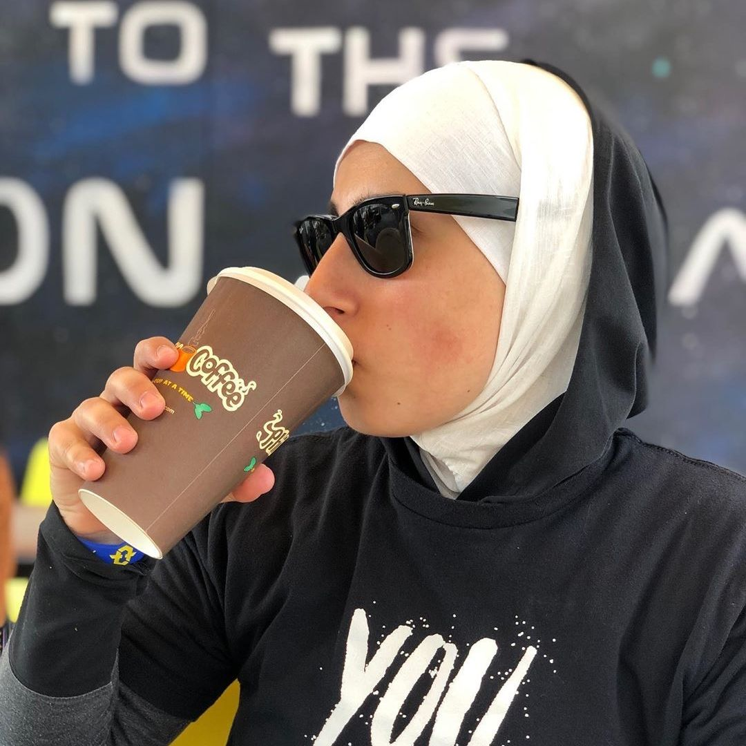 Philz Coffee: it's a mood.  . Feelin' the shades on, coffee up vibes from (IG) saramudallal . #isitfridayyet #coffeebreak #philzway #itsamood https://t.co/xkfjLZLXHB