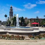 Image for the Tweet beginning: Balboa Park in San Diego