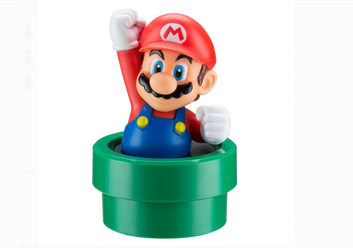 Super Mario Bluetooth Speake $19.32 via Wal-Mart (Free Store Pick Up). 2