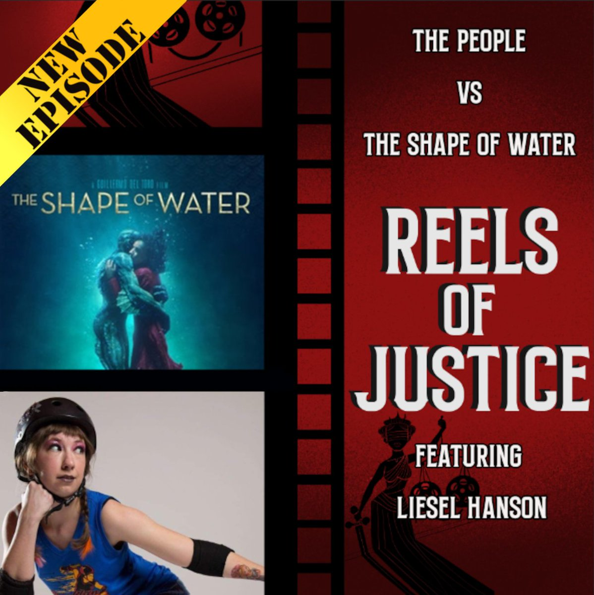 """On this week's episode, @anndisaster (""""Happy Hunting"""") indicts Guillermo del Toro's """"The Shape of Water.""""  #movies #movie #film #cinema #films #hollywood #moviescenes #horror #comedy #movienight #podcasts #podcast #badmovies #mst3k #rifftrax #horrormovies #moviereview #followpic.twitter.com/Wgx6iokuwU"""
