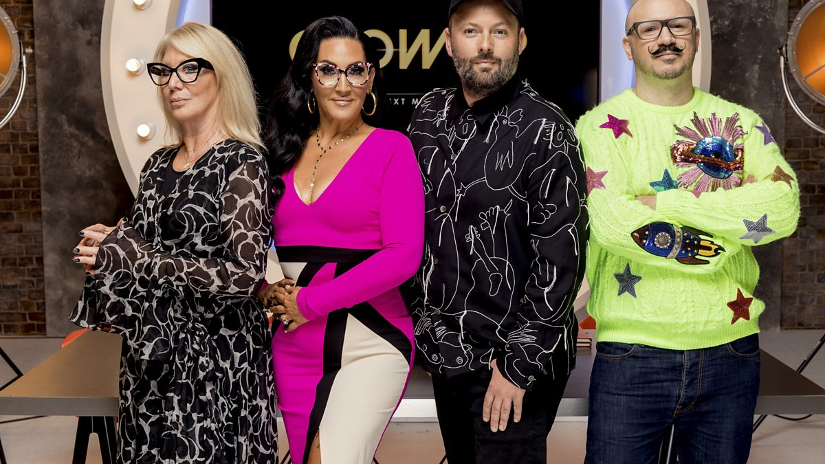 | Beauty is in the eye of the... make-up artist.  Series 2 of #GlowUp continues tonight at 8pm on @BBCTwo!  The make-up artists are tasked to create a look for UK's best-selling gay magazine.  #postedatenvy #makeup #makeupart #makeupartisit @theValGarland @dom_MUA @StaceyDooleypic.twitter.com/Y5kACSBIAC