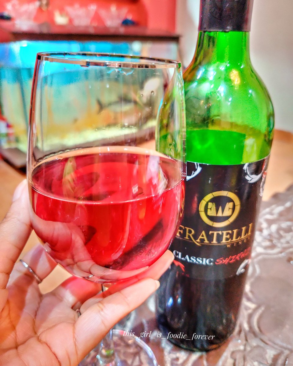 My body is processing today as March ka aakhiri Friday Ankhe jhapkai ki August aa gaya... Ye kaisa hangover chal rha hai Have Wine...and don't Whine Things will get better soon!! B+@fratelliwines @oneplus7pro_shot #thisgirlisfoodieforever  #winetime #wineloverpic.twitter.com/8RaEAAA3JR