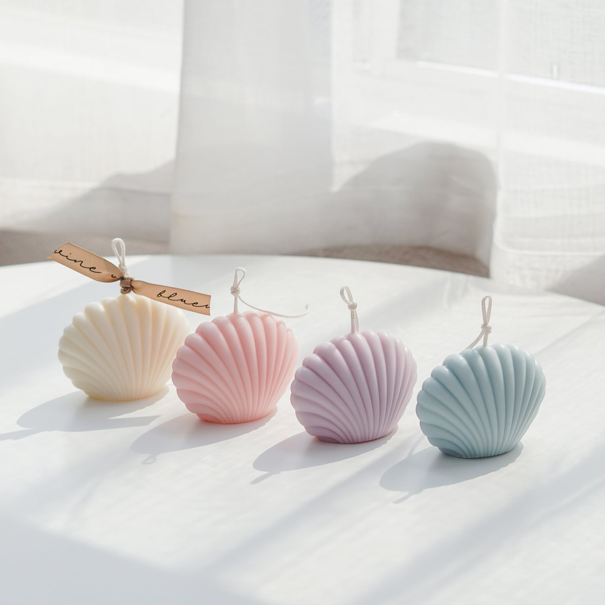 bluewine's summer collection of shell candles is now available onlinehttps://www.etsy.com/listing/838562163/seashell-candle-soy-wax-candle-seashell … . . . #soycandle #soywax #seashell #seashellcandle #homedecorpic.twitter.com/P5H19Uh0BR