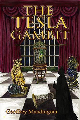 Nicola Tesla is on the run and healthy people are dropping dead in The Tesla Gambit! Read on in this fast-paced #Steampunk adventure!  https://tinyurl.com/y4ngqn9bpic.twitter.com/Q5HOxTBMBb