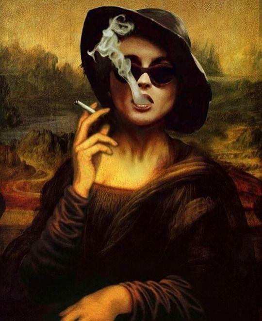 #ArteYArt #arte #monalisa https://t.co/lODkcC24DQ