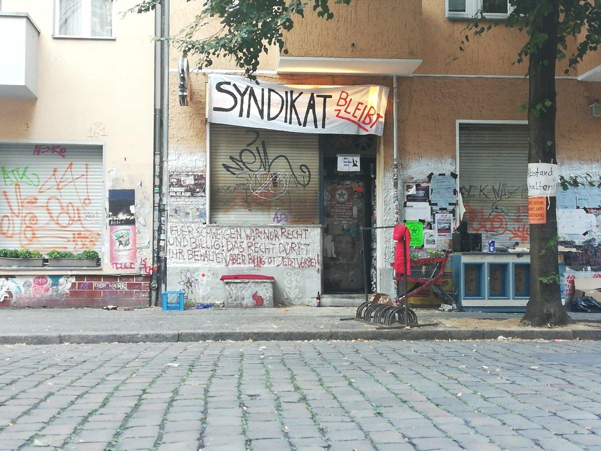 #SyndikatBleibt