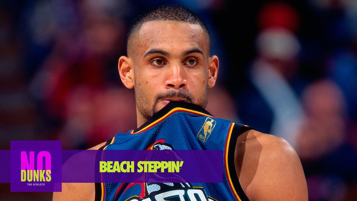 🏖 NEW BEACH STEPPIN'! 🏖  Wild NBA what ifs (Grant Hill, Nash's Suns, Steph to Bucks), the OOB rule, NBA band names, Leigh's Lice Ladies + more!  @TheAthleticNBA: https://t.co/rCD5K9uiRp ✳️: https://t.co/MfBQ8d7tWN 🍎: https://t.co/Zo8uao89Mb 🎙: https://t.co/CJ2T7tFU2C https://t.co/YeYK5bxd2Q