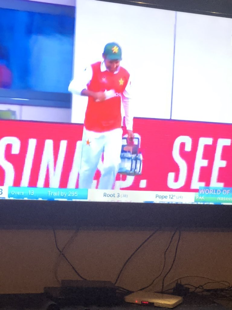 Respect and character you truly are a teamMan brother @SarfarazA_54 🙏🇵🇰 https://t.co/21DDrQ6LRP