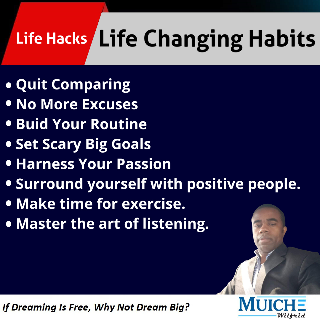 Follow these habits to witness a change in your life!  #Quotes #quoteoftheday #quotestagram #quotesdaily #millionaire #millionairemindset #life #lifequotes #MondayMotivation #Motivation #quotesforlife #Motivationalquotes #inspiration #inspirationalquotes #success #hardwork #workpic.twitter.com/r397FJu3Y1