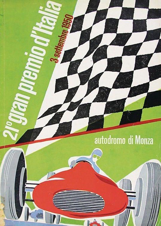1950 Italian GP poster #ItalianGP #F1 https://t.co/O7B4z5nVZL