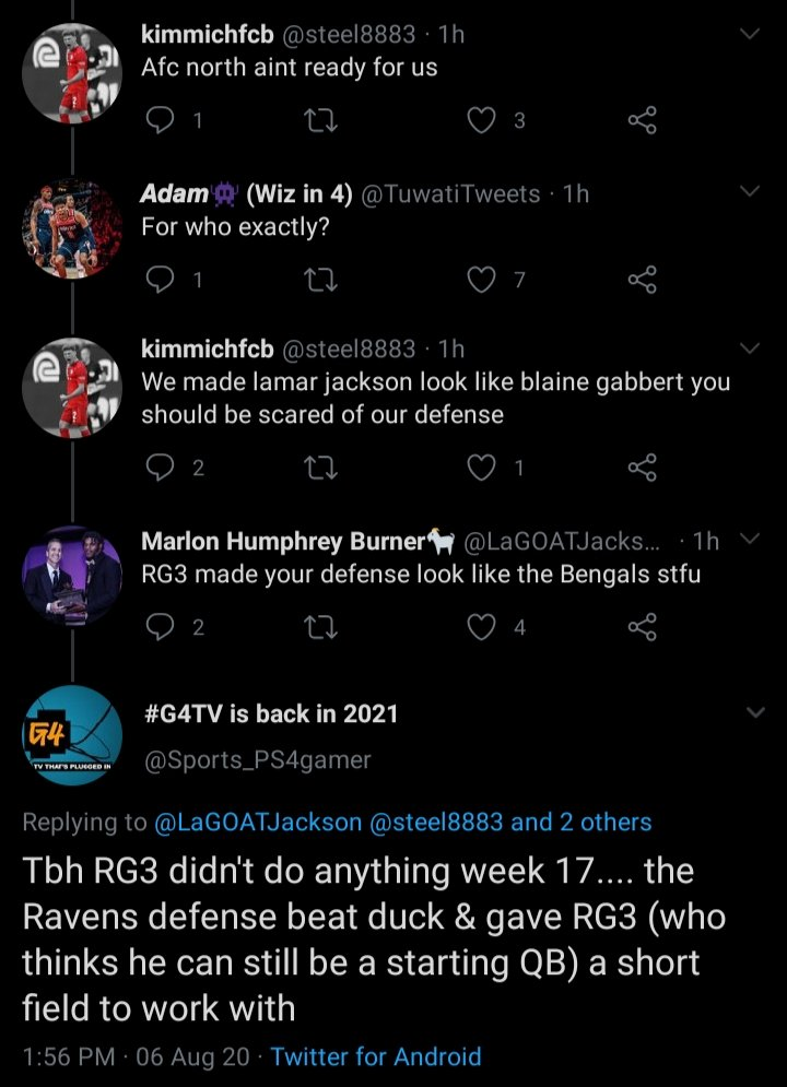 Ravens defense vs Devlin Duck Hodges week 17pic.twitter.com/m5VxwlQwwZ