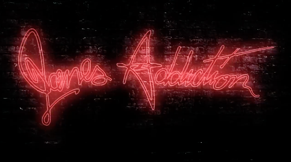 #JanesAddiction got together publicly for the first time in 3 years to play #Lolla2020 livestream. Watch a couple songs!   https://t.co/Y9M0DtOscB https://t.co/VTT8oiZmOO