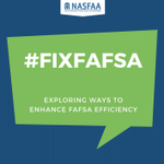 Image for the Tweet beginning: .@NASFAA with funding from @gatesfoundation