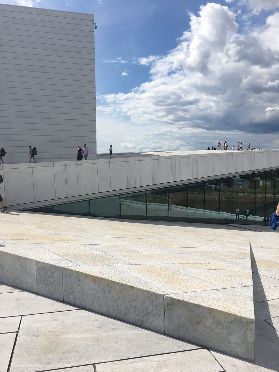 @jettingaround @RotterdamInfo @DoroLef @Nicolette_O @RudiGourmand @WorkMomTravels @Claudioula @StevenOnTheMove @ChristineLozada @HHLifestyleTrav Some modern #architecture from #jachat Share some more! — @VisitOSLO opera house — Frank Lloyd Wright Taleisin West in @visitphoenix — @Dulles_Airport in @VisitVirginia — Frank Lloyd Wright house in @laurelhighlands (we spent a night in it!) #travel #funness