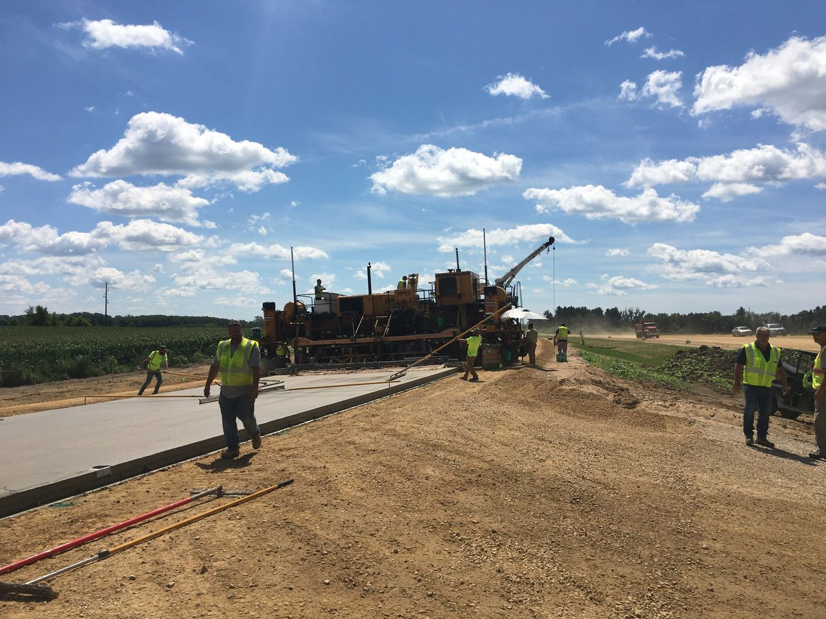 This work will create a safer road - and smoother ride - for travelers.  #AboutTIMEWI