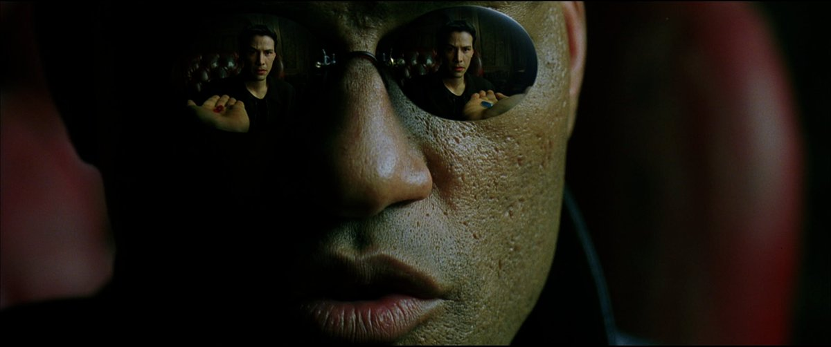 For years, fans of THE MATRIX have discussed the film through a trans lens. If you've heard the theory before or just learned about it, here's a thread breaking down the trans allegory of the film, from trans writers and critics.   Welcome to the desert of the real. (thread) https://t.co/XlgY8hAcNI