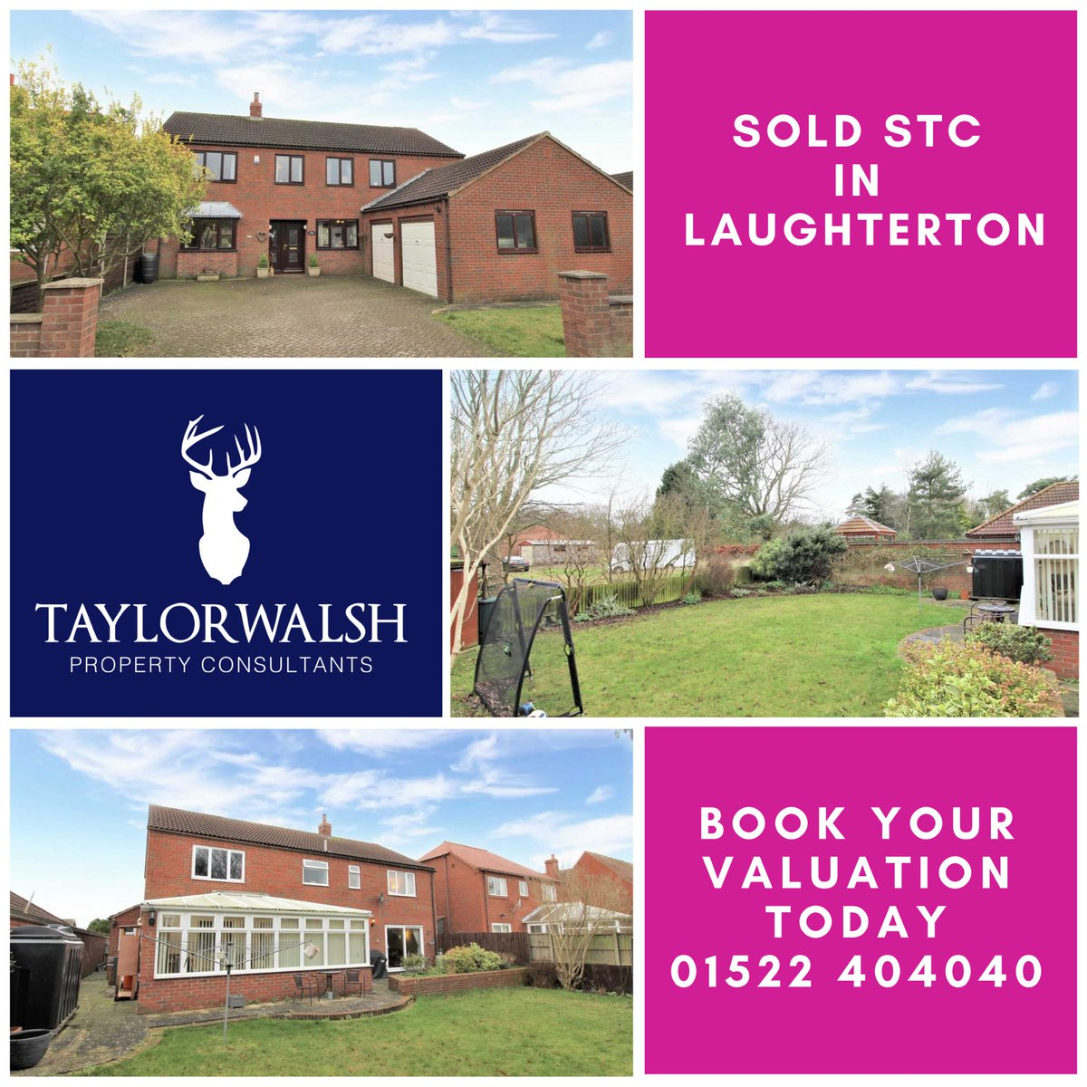 SOUTHSIDE, MARSH LANE, #LAUGHTERTON #LINCOLN #SOLD STC.  We are delighted to say that after a comprehensive marketing campaign, we have secured a great buyer for our client. Well done team @taylorwalsh_lincoln   Thinking of selling, think Taylor Walsh, 01522 404040.   #Property https://t.co/KW8ob7o4rF