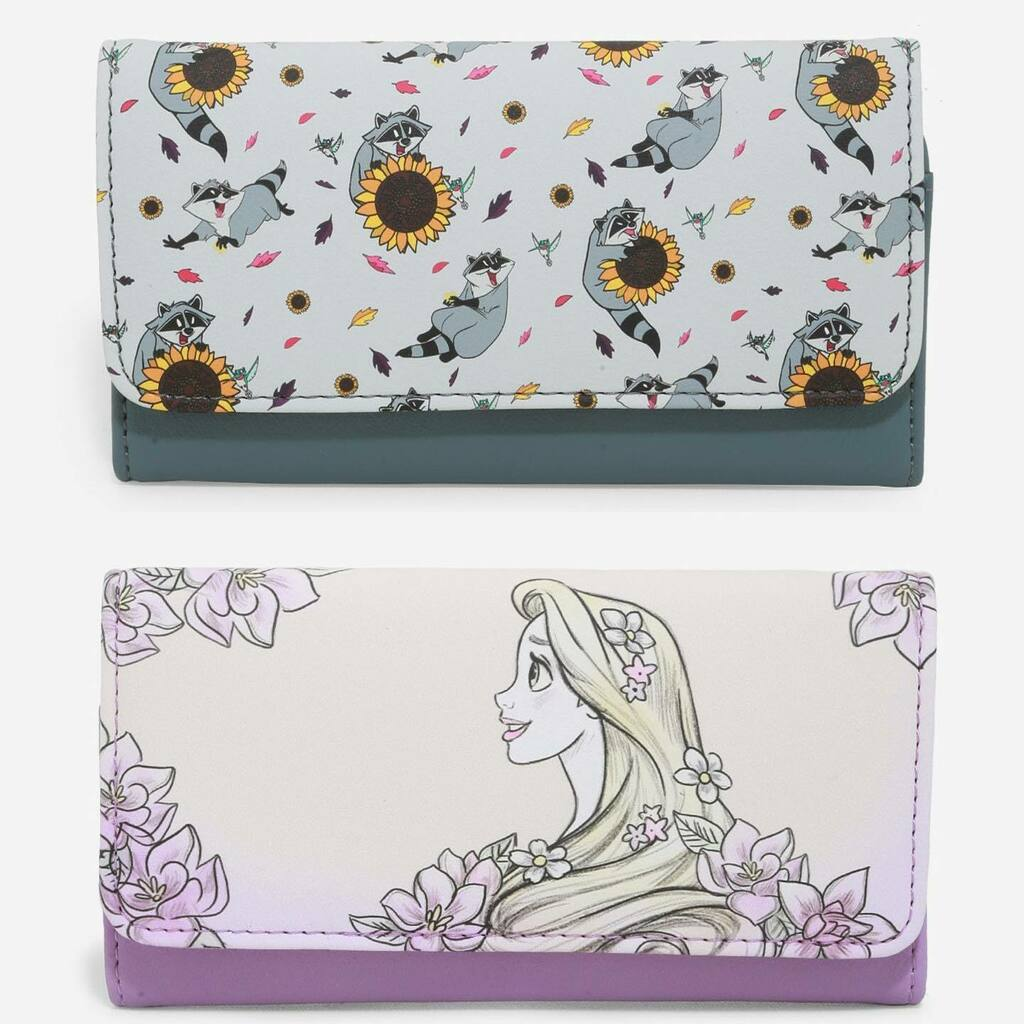 Disneylifestylers On Twitter New Disney Wallets By Loungefly Available At Hottopic Disneywallet Meeko Pocahontas Rapunzel Tangled Loungefly Hottopic Https T Co Qm3nlbthvc Https T Co 8lxjauvsbc