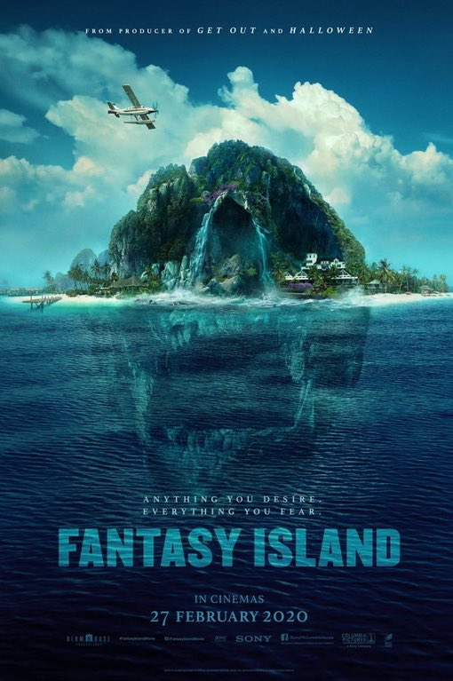 Just watched Fantasy Island... I'm ashamed to say I let the bad press put me off! This was much better than most of the reviews, far from perfect but a decent cast and an enjoyable movie with a plot twist that  I didn't see coming #NoBoobies #MovieReview #ThePlaneThePlane  pic.twitter.com/trOD3uKDiy
