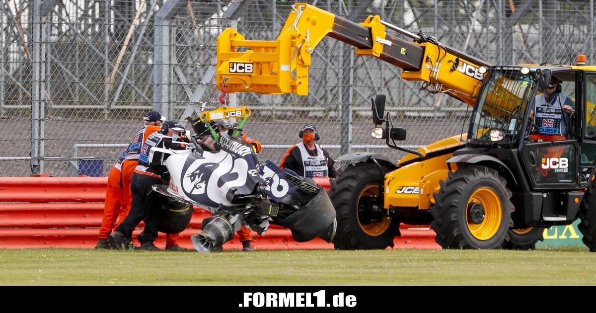 .@pirellisport erklärt: Deshalb kam es zum Highspeed-Crash von @Dany_Kvyat #F1 #BritishGP https://t.co/LAecvcJDf1 https://t.co/3TUqajtPoN