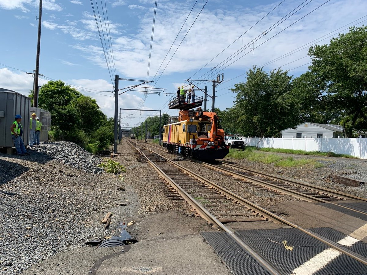 Nj Transit On Twitter Update North Jersey Coast Line Will Resume Service This Afternoon At 3 P M On A Weekend Schedule With 15 Minute Delays In Both Directions Due To Single Tracking Https T Co Vm1zgka4tt