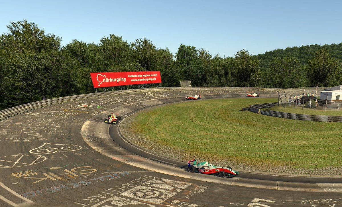 🎢  Round 9: Nürburgring Nordschleife | #WSeriesEsportsLeague https://t.co/W4PTMEqBiB