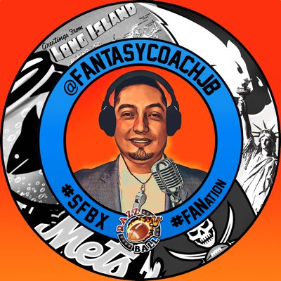 I could not be more excited to unveil to you my #NewProfilePic !!! My man @cantaloupe_44 made a MASTERPIECE here, incorporating all the things that make me ME! I absolutely LOVE it and I hope you do too!!! #Razzball #SFBX #FANation #Bucs #Mets #Hofstra #NY #LongIsland #podcasts https://t.co/klkbSJtMZm