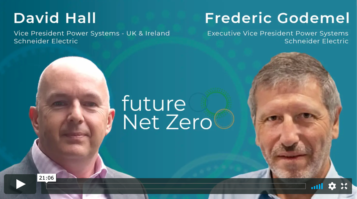 An excellent video interview with our top #SF6free experts @FredericGodemel & @David_Hall_SE. Pure #air & #vacuum switchgear innovation will help propel us into the #NetZeroCarbon world, faster. Via @futureNetZero: https://bit.ly/3a0SnCU #SchneiderElectric @SchneiderUKpic.twitter.com/Lihvp2FZYt