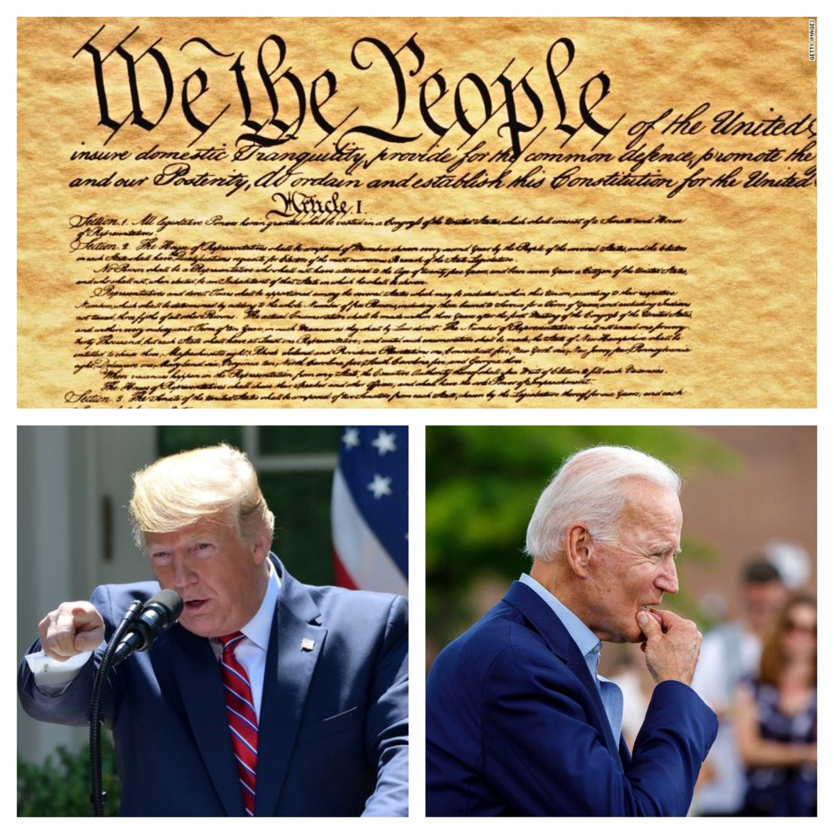 🎙💥This wk @PasReport: Prof. Giordano examines how the #Constitution is on the ballot for #2020Election. The far-left has called for changes to #Senate, #SupremeCourt, #ElectoralCollege, #1A, & #2A.💥 #America #Politics #Government #Analysis #Trump⤵️ podcasts.apple.com/us/podcast/the…