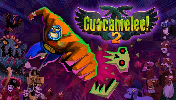 Guacamelee! 2 is $4.99 on Humble ($3.99 on Choice discount) 2