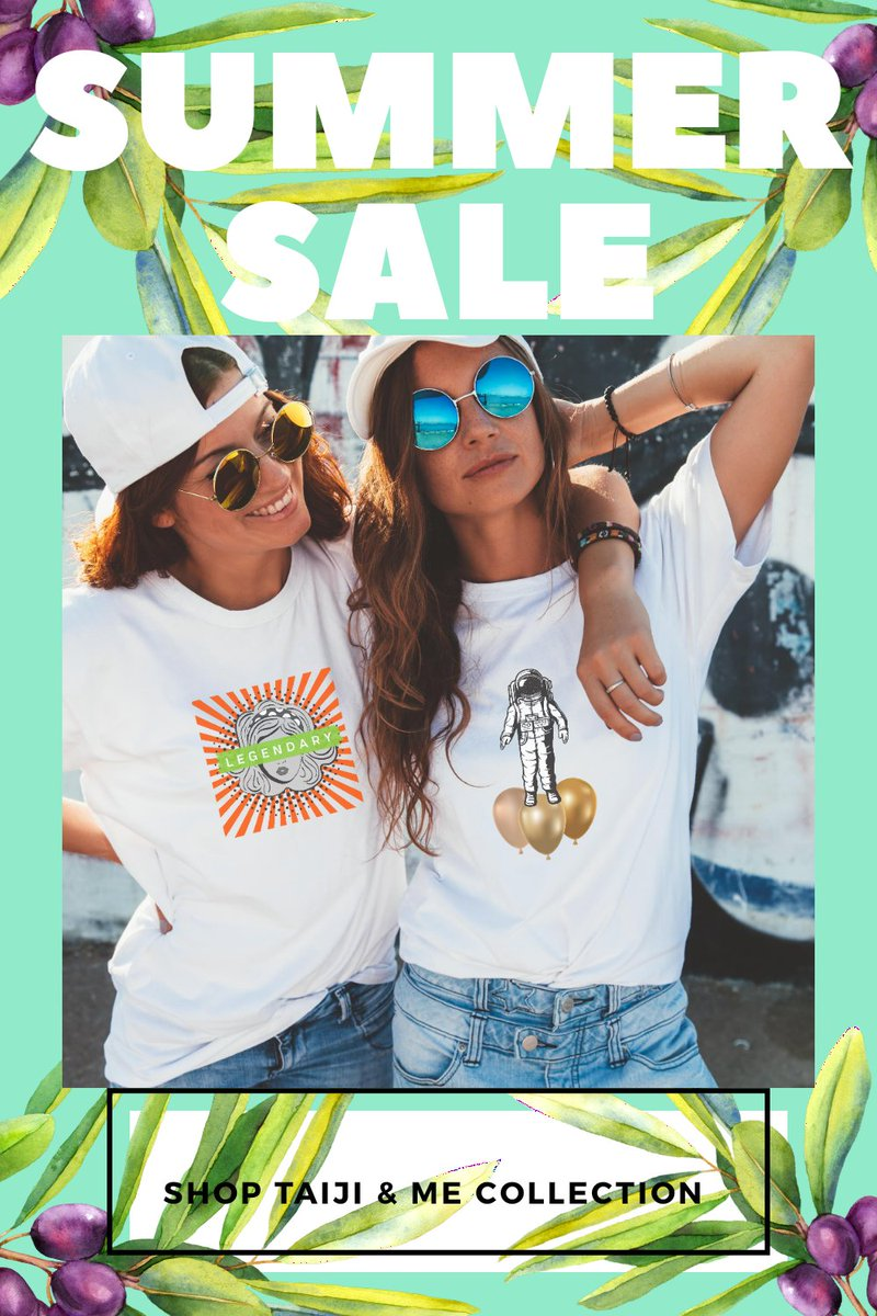 Unique designs made for individuals. Sustainable, Eco-friendly and ethically produced apparel handprinted to order. Shop now with Free Shipping in UK & EU at https://shop.spreadshirt.co.uk/taiji-me/  #shopping #sale #independentstorepic.twitter.com/CAaXpypShJ