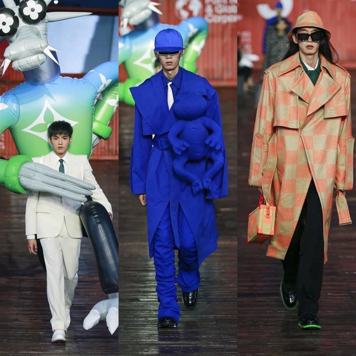 Louis Vuitton SS21 - Menswear by Virgil Abloh🔍 https://t.co/GFy2xo9fir