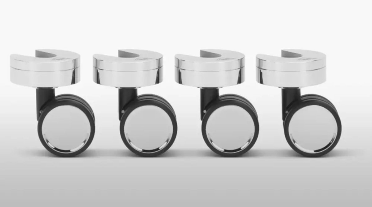 The first third-party Mac Pro wheels are a (relative) steal at a mere $249 theverge.com/tldr/2020/8/6/…
