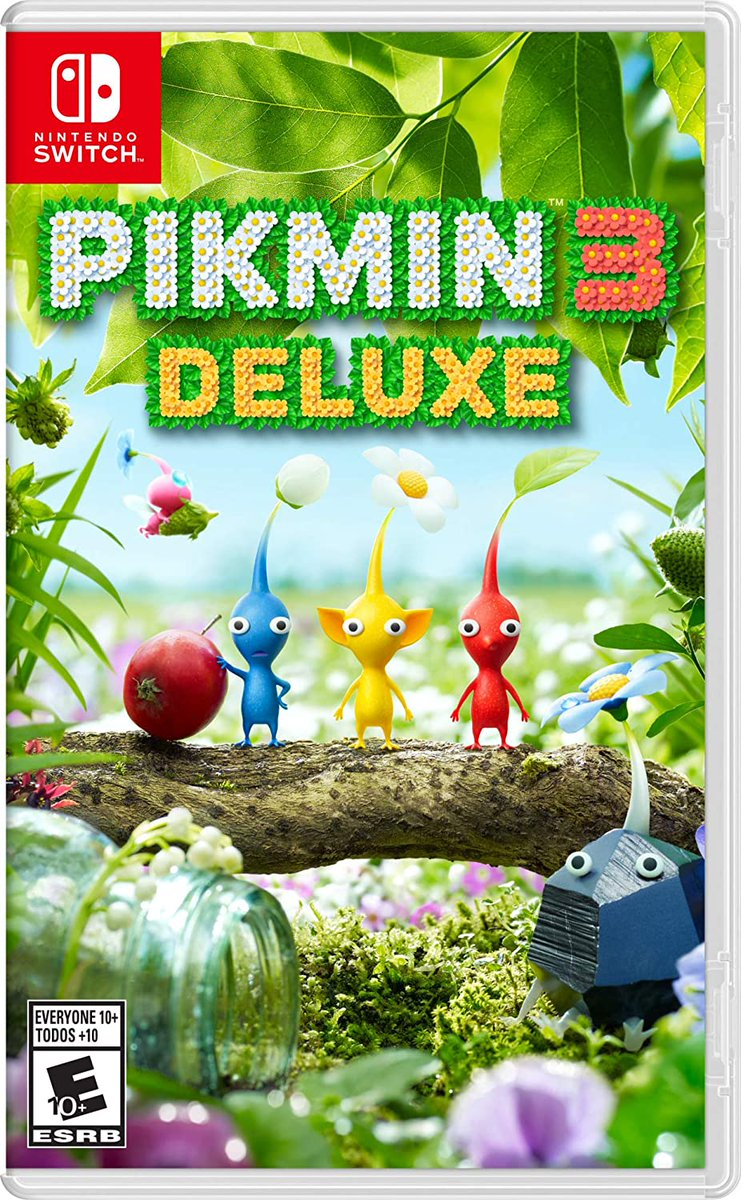 Pre-orders for Pikmin 3 Deluxe are live now on Amazon! 2