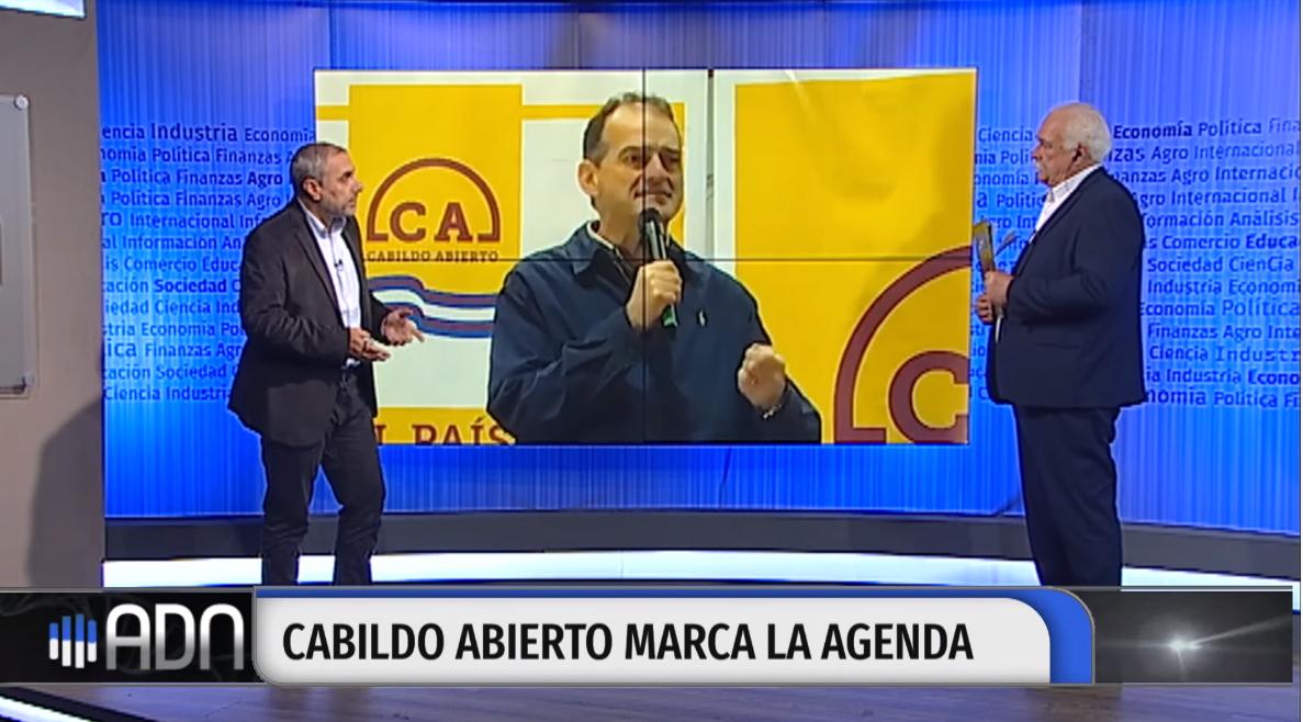 Análisis – Cabildo Abierto marca la agenda.  Ver ► https://bit.ly/2EZR6kk  #ADNxVTVpic.twitter.com/AkoH3ox4w9