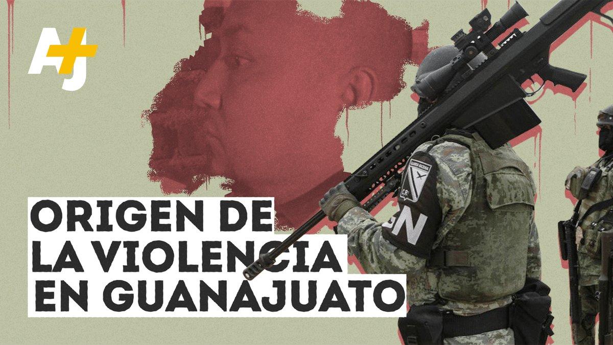 En los últimos ocho años, los asesinatos en Guanajuato han aumentado en más de un 300%. Te explicamos.