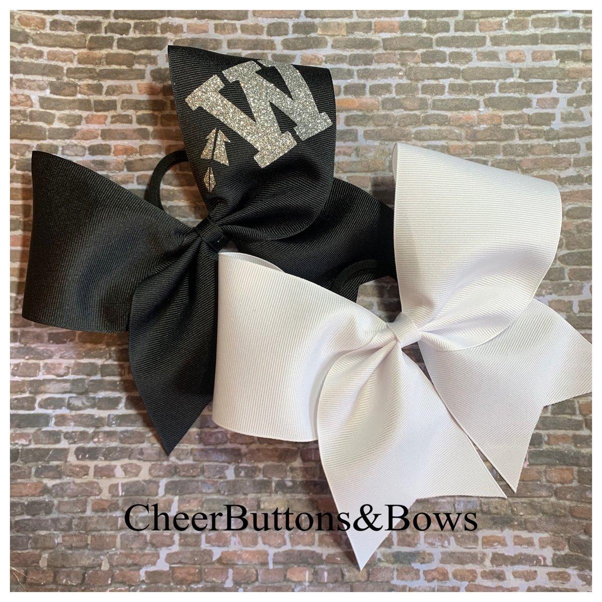 Waterloo West High School, Iowa camp bows https://soo.nr/d0sR #cheerbow #cheerleading #cheerleader #cheerislife #cheer #cheerleader #cheercoach #cheerleaders #cheerbows #hairbows #cheerbuttonsandbowspic.twitter.com/F7HEiyRaHF