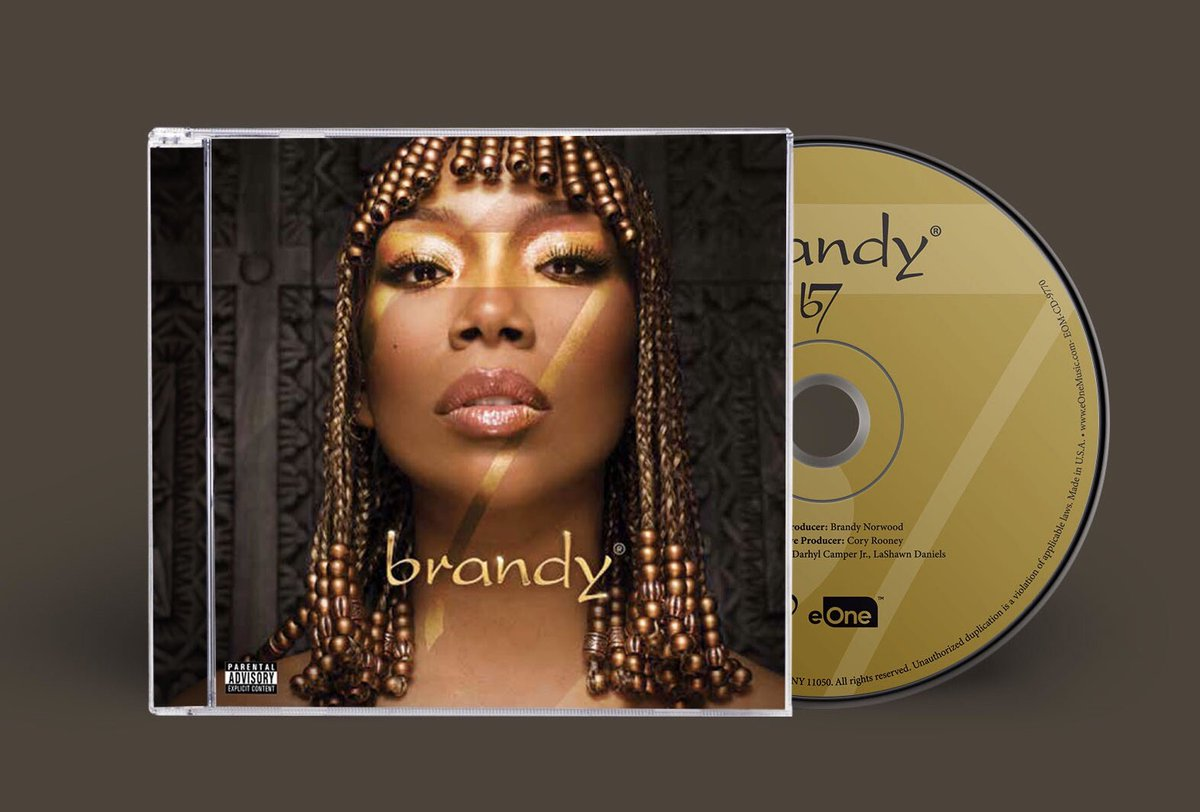 🚨 SPECIAL ANNOUNCEMENT 🚨 Limited edition autographed #B7 albums available NOW in my store! Only 100 in stock so grab your copy today ➡️ brandyb7.shop ✨ Love, Brandy