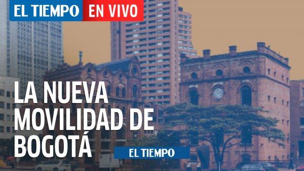 La nueva movilidad de Bogotá: cambiemos juntos la forma de movernos http://dlvr.it/Rd8fYnpic.twitter.com/gVNvZ74DtB
