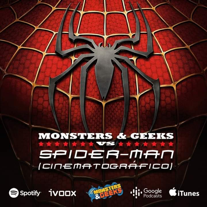 M&G versus #SpiderMan (Cinematográfico).  El #SpiderManDay nos dio como pretexto revisar las películas live-action del arácnido.  iVoox (https://t.co/G1VwrI0PLS) Spotify (https://t.co/DcK5JQBs6X) iTunes (https://t.co/HvOnzD3d4I) Google Podcasts (https://t.co/vb0B1Spc8f). https://t.co/HLVcTlZctA