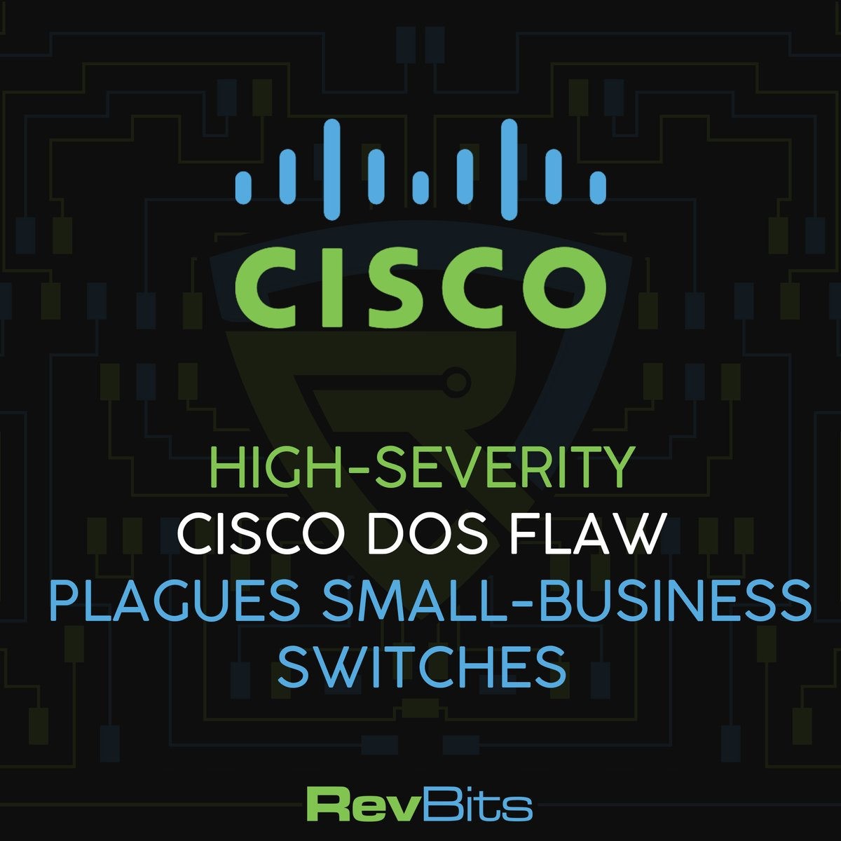 The vulnerability stems from the IPv6 packet processing engine in the switches.   https://threatpost.com/high-severity-cisco-dos-flaw-small-business-switches/158124/ …  #technology #cybersecurity #computerscience #geek #hacking #computer #kalilinux #programming #programmer #hack #hackers #hacks pic.twitter.com/9ZHwhmZWIx