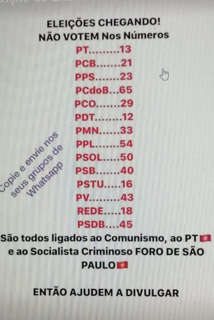 Repassem !!! #Bolsonaro2022  #BolsonaroOrgulhoDoBrasil  #Bolsonaro  #BolsonaroReeleito2022  #BolsonaroReeleito  #bolsonarotrump2020  #povoporbolsonaro2022 #patriotasunidospeloBrasil #STFVergonhaMundial  #STFNaoVaiNosCalar  #STFOrganizacaoCriminosa  #ForaMaia  #ForaAlcolumbrepic.twitter.com/uqYPl5AAFt