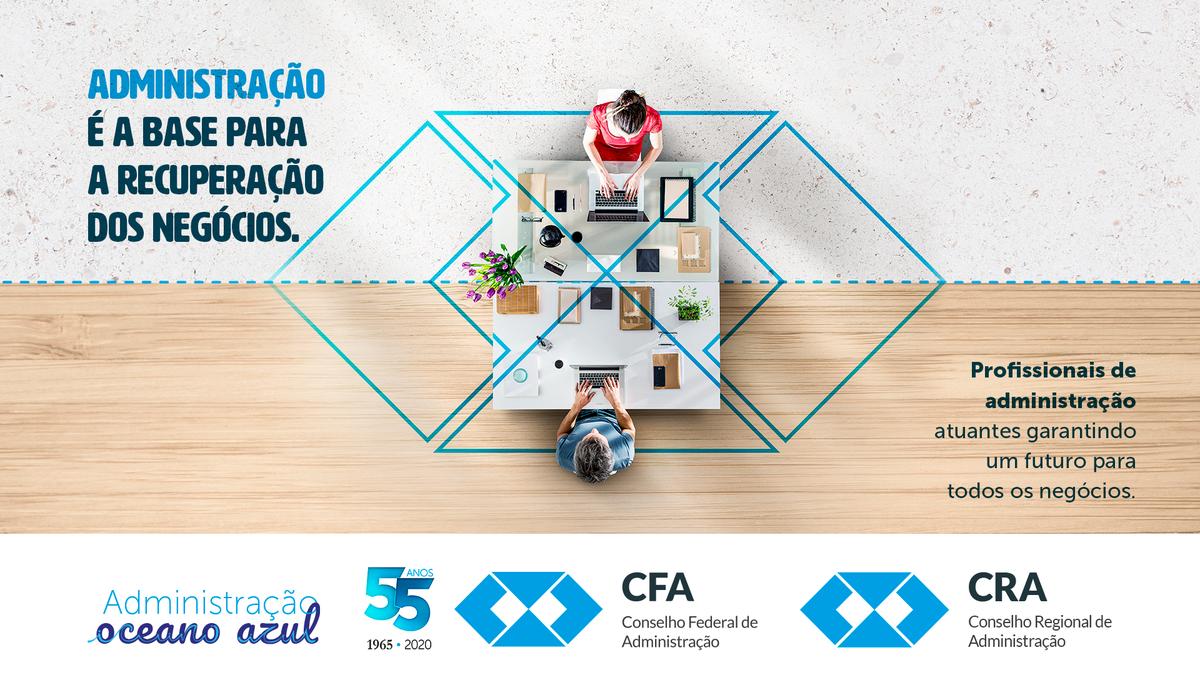 📌Profissional de Administração, você faz parte da construção do futuro!  #AdministraçãoOceanoAzul #CFA #SouADM https://t.co/IQMgtO5SCX
