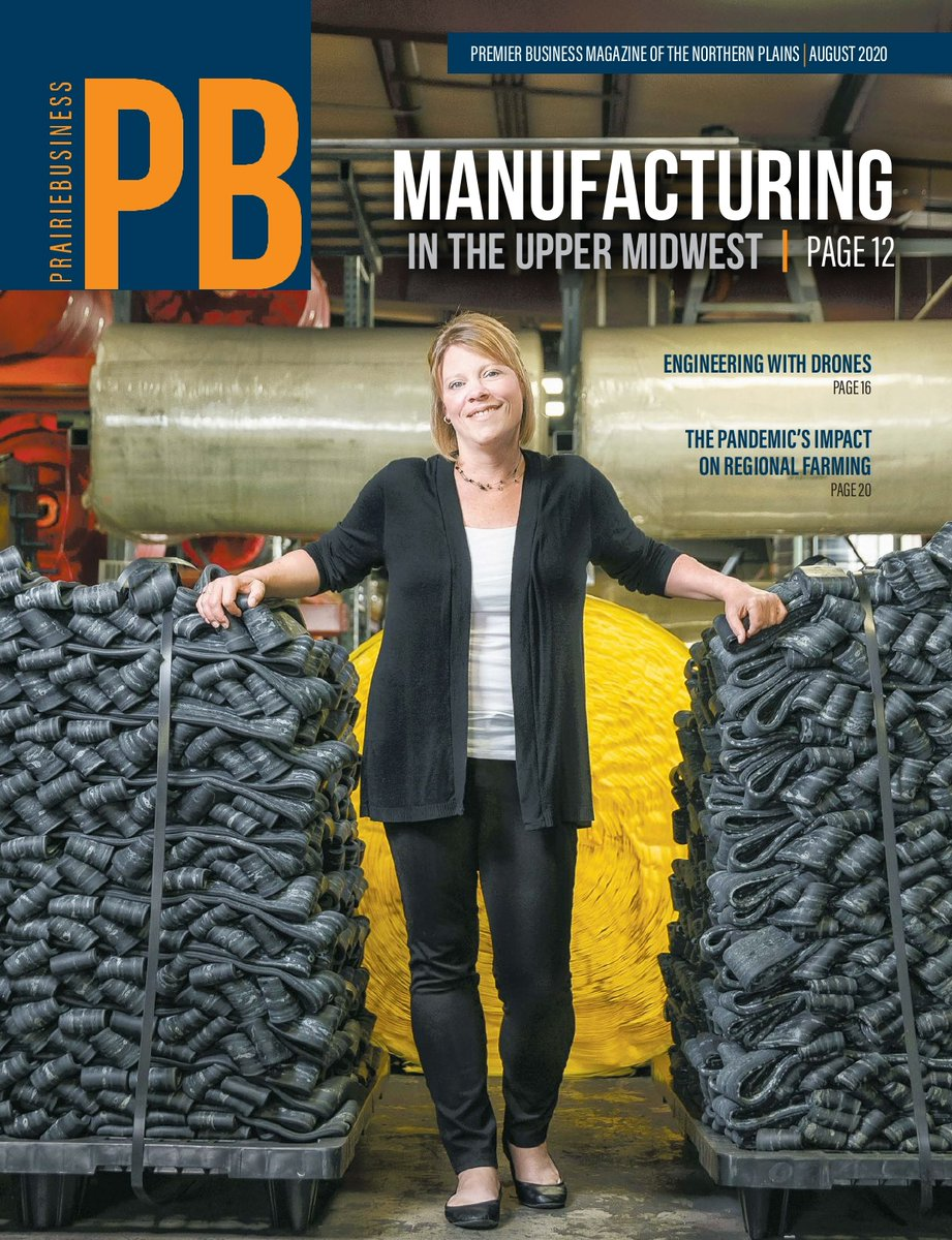 The August issue of Prairie Business is now available. Have you got your copy? trib.al/OLgS0UZ