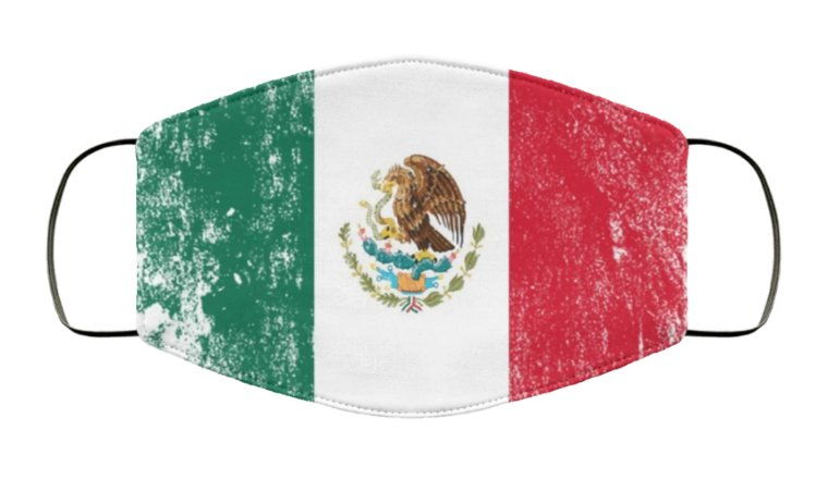We've added a distressed option for the Mexican Flag Face Mask.  We do ship international too!  https://scruffyman.com/products/distressed-mexico-personal-face-mask-sits-on-ears… #Mexico #Mexican #mexicanos #facemask #coverYourFace #MexicanPride #heritage #respect #facecoveringpic.twitter.com/iWDLrc1ylS