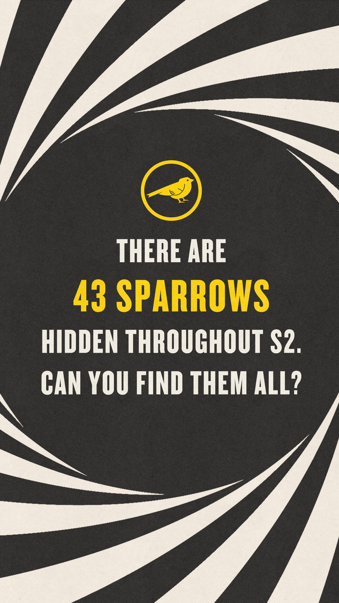 Watch Umbrella Academy a second time to find the hidden 43! https://t.co/NwAKsAnRHC