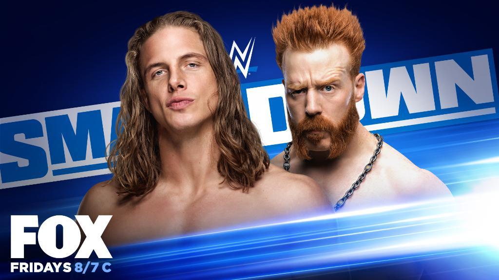 WWE Smackdown Preview (07/08/20): Bray Wyatt; Riddle-Sheamus; Hardy-Corbin 1