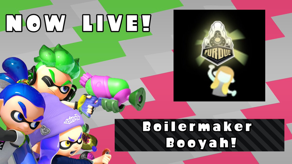 Boilermaker Booyah is now LIVE!  Live Feed (For later): https://twitch.tv/magic8_ball   Bracket: https://battlefy.com/boilermaker-booyah/boilermaker-booyah-3/5f0d25a80ffa0b49d9f58826/info …pic.twitter.com/6dg2dBwcEM