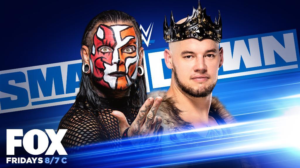 WWE Smackdown Preview (07/08/20): Bray Wyatt; Riddle-Sheamus; Hardy-Corbin 3