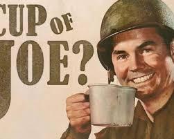"""Idiom :مصطلح  Cup of Joe :هي من أكثر الأسماء الشعبية للقهوة على عكس java الذي يشير منطقة معينة لزراعة البن. وكانت قهوة مارتينسون صاحبة العلامة التجارية ل""""Cup of Joe"""" تأسست في نيويورك 1898من قبل جو مارتينسون  يقال انه شخص أسطوري وقد سميت بهذا الاسم مع نمو الشركة. #تعلم_الإنجليزيه https://t.co/8oSj8dfRVl"""